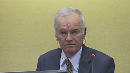 Назвали дату, коли оголосять вирок сербському лідеру Младичу