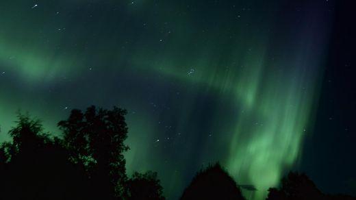 Яскраве північне сяйво у Норвегії зняли на відео: неймовірні фото та відео