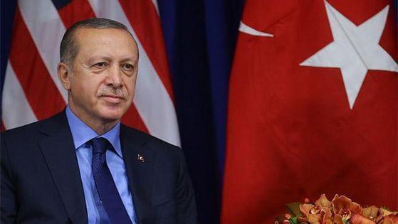4a61b10bc40c03 Виступ Ердогана у Нью-Йорку закінчився масовою бійкою (2.04/39)