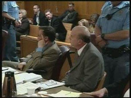 Скот Родер та його адвокат