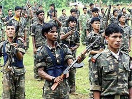 Маоїсти борються проти індійської гніту капіталістів