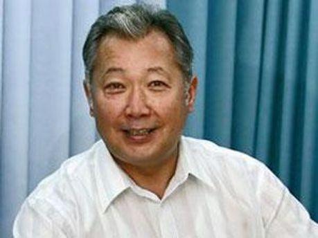 Президент Киргизстану Курманбек Бакієв