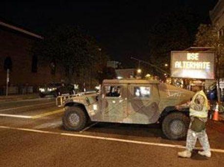 Військові були задіяні для заходів безпеки