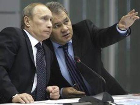 Голова уряду Росії Володимир Путін
