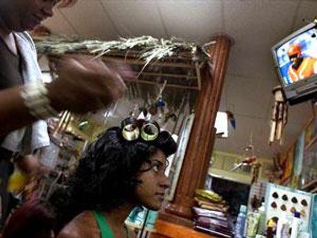 Кубинська перукарня