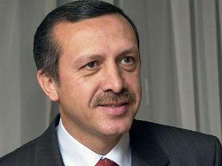 Прем'єр-міністр Туреччини Таїп Ердоган