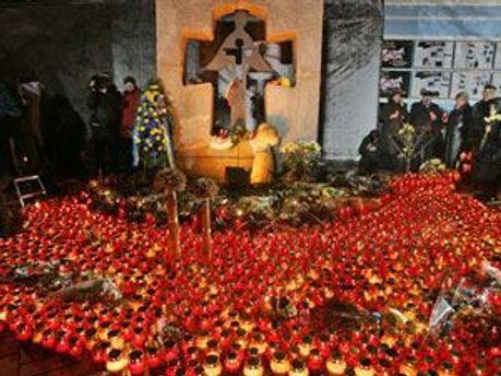Роковини жертв Голодомору