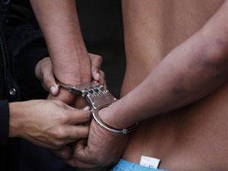 На Київщині затримали злодія, що намагався пограбувати банк