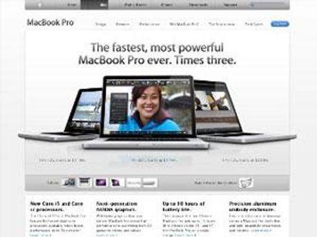 Нова лінійка ноутбуків від Apple