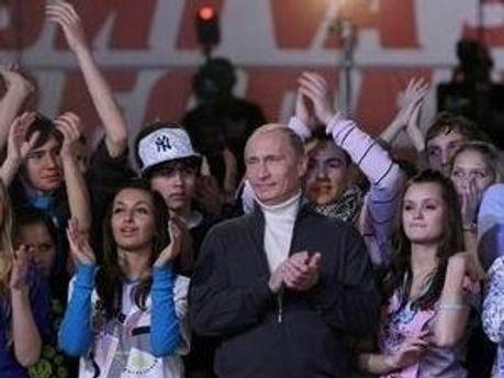 Російський прем'єр може отримати хіп-хоп нагороду