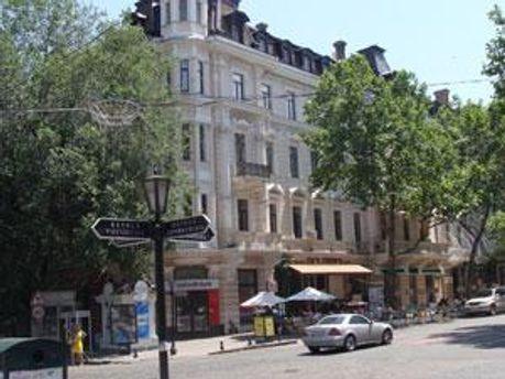 Дерибасівська вулиця в Одесі