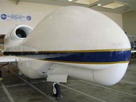 Літак-розвідник Global Hawk