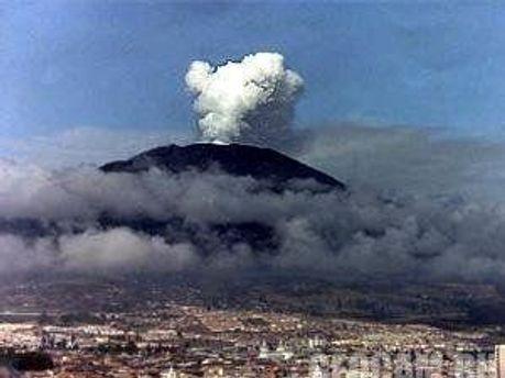 Це вже не перше виверження вулкану в Ісландії за цей рік