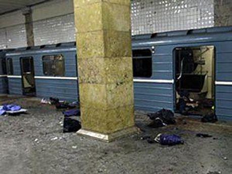 В кінці березня в Москві пролунало два вибухи в метро