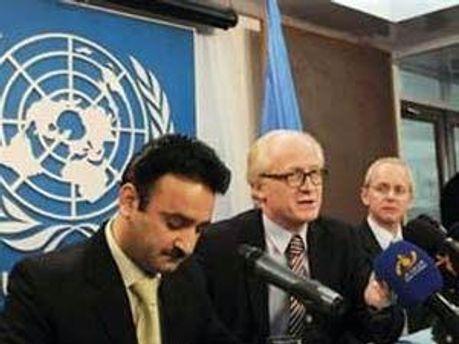 В Афганістані зникли співробітники ООН