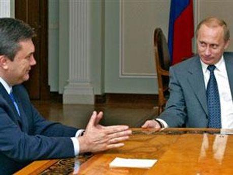 Путіну доповіли про результати переговорів