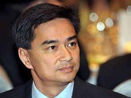 Прем'єр Таїланду Абхисит Ветчачива