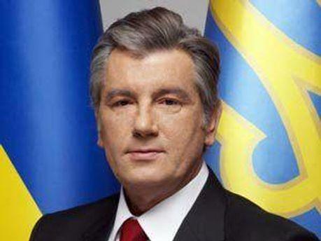 Ющенко поїхав до Польщі на автомобілі