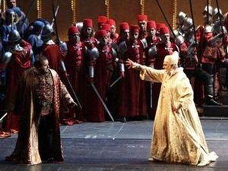 Це вже 131 оперна роль 69-річного Домінго.