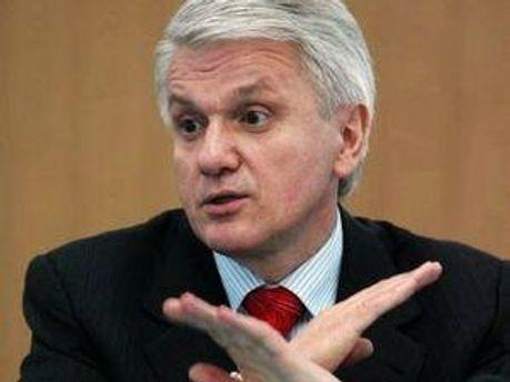 Володимир Литвин проти розділення однієї війни на дві