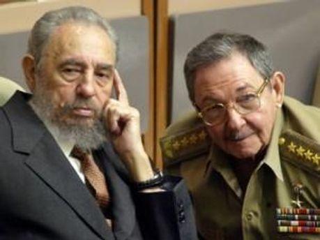 Фідель та Рауль Кастро - творці кубинської революції