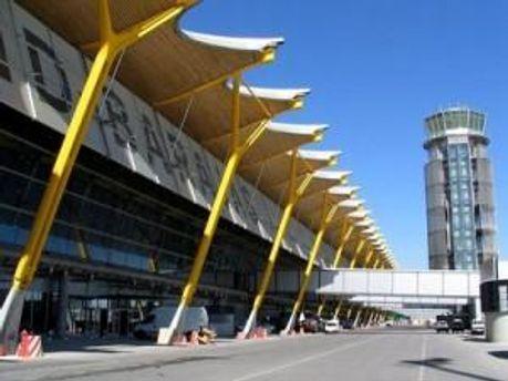 Аеропорт в Мадріді