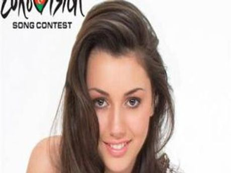 Співачка Сафуре - представниця Азербайджану на Євробаченні 2010