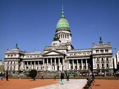 Столиця Аргентини Буенос-Айрес