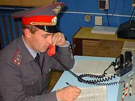 Дзвінок у міліцію