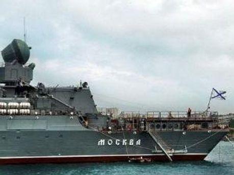 Російські кораблі залишаться у Криму після 2017 року
