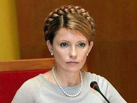 Тимошенко переконана, події навколо ЧФ зобов'язані об'єднати всі опозиційні сили