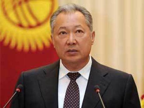 Курманбек Бакієв