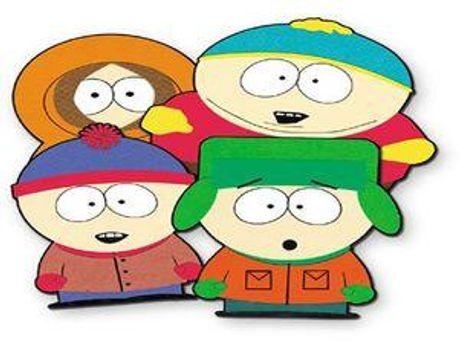 Герої мультфільму South Park