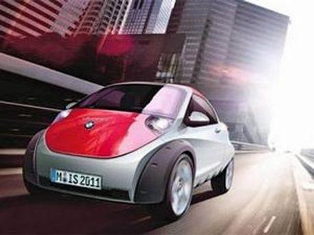 Автомобіль буде випускатися не під маркою BMW, а під окремим брендом