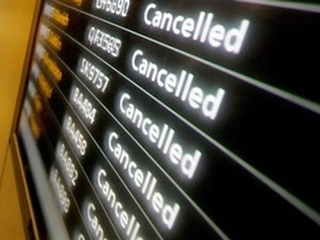 У Ісландії знову скасовані рейси