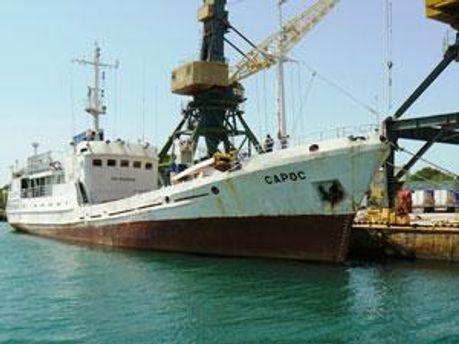 Морський порт Євпаторії