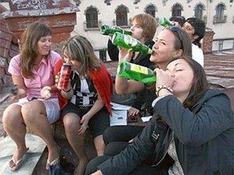 На одного українця на 2009 рік припало 82 літри спиртного