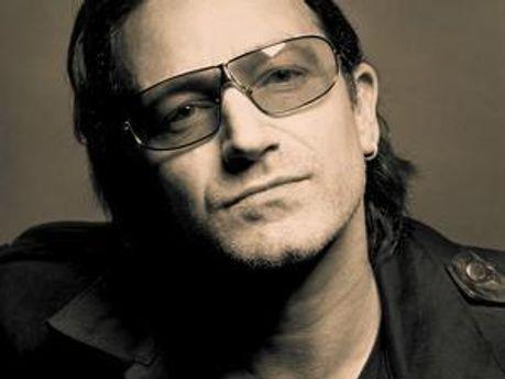Фронтмен гурту U2 Боно