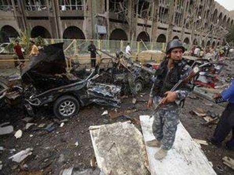 Теракти в Іраку
