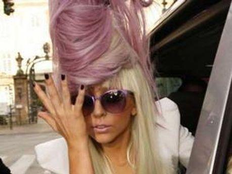 Епатажна Lady Gaga