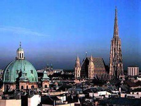 Столиця Австрії Відень