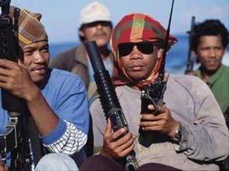 Cомалійські пірати