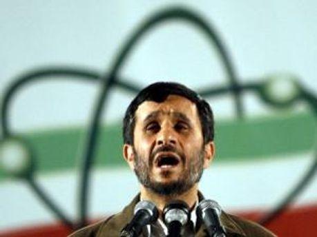 Президент Ахмадінеджад - головний ідеологі іранської ядерної програми