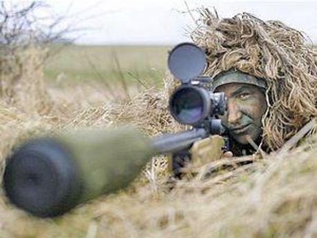 Канадський снайпер