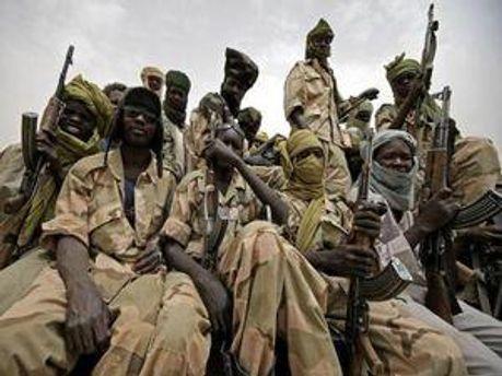 Суданське збройне угрупування