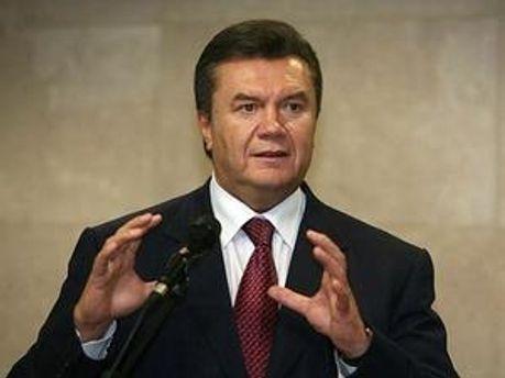 Янукович виступить із зверненням до ПАРЄ