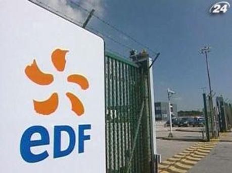 Французька компанія EDF