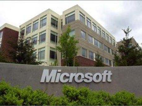 Офіс компанії Microsoft