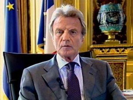 Міністр закордонних справ Франції Бернар Кушнер