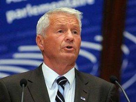 Торбйорном Ягланд каже, що у Європи є всі механізми для допомоги Україні